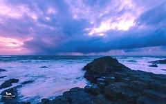 Giants Causeway (Willhill2910) Tags: nikon nikond3200 amateur amateurphotography coast causeway causewaycoast causewaycoastalroute giants nationaltrust historic sigma1020mm northernireland rocks waves water seascape clouds atlanticocean naturalbeauty storm
