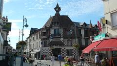 Bernay - Bénerville - Blonville-sur-Mer - Villers-sur-Mer (jeanlouisallix) Tags: bénerville blonville sur mer villers normandie calvados france plage nature paysage panorama estran grève randonnée soleil