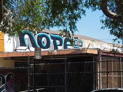 (gordon gekkoh) Tags: nope wd sanfrancisco graffiti