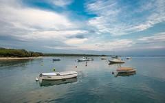 Adriatic Sea (44) - Barbariga (Vlado Ferenčić) Tags: adriatic barbariga adriaticsea jadran jadranskomore vladoferencic cloudy clouds vladimirferencic nikond600 nikkor173528 boats hrvatska croatia istria istra
