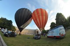 Bristol Belle G-AVTL (Tom_bal) Tags: hot air balloon nikon bristol cameron aviation college green flying history british