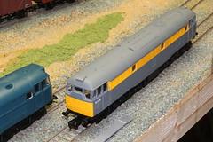 31144 (midland.road) Tags: 31144 class31 hornby railroad carrcrofts armleymoor armley leeds model railway train layout henrymusgrave coalyard civilengineers dutch dutchlivery