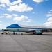 G20 Germany: United States of America Air Force One (AF-1, AF0) Boeing 747-200B USAF VC-25A