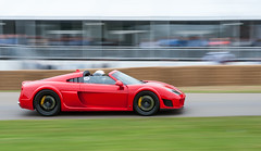 Noble M600 shifting... (Jez B) Tags: goodwood festival speed fos car auto motor show display competition hill climb motorsport sport grrc road racing club 2017 17 lord march noble m600 fast panning