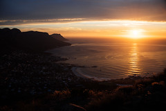 Camps Bay Sunset (Javier Pimentel) Tags: africa beach sudáfrica campsbay landscape viewfromlionshead ciudaddelcabo southafrica bay doceapostoles mountain capetown twelveapostles mountains lionshead surafrica westerncape za