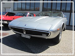 Maserati Ghibli SS. 1970 (v8dub) Tags: maserati ghibli ss1970 ss 1970 schweiz suisse switzerland bleienbach super supercar italian pkw voiture car wagen worldcars auto automobile automotive old oldtimer oldcar klassik youngtimer classic collector