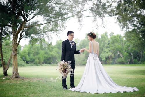 Pre-Wedding [ 南部婚紗 - 草原森林建築特殊景類婚紗 ] 婚紗影像 20170510 - 89拷貝