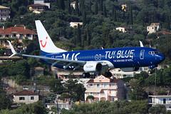 TUIfly  Boeing 737-8K5 D-ATUD (widebodies) Tags: korfu corfu cfu lgkr widebody widebodies plane aircraft flughafen airport flugzeug flugzeugbilder tuifly boeing 7378k5 datud