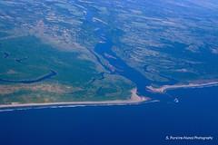 Delta - Rio Lempa River, Aerial View, El Salvador (ssspnnn) Tags: lempa riolempa lempariver delta bocana fozdoriolempa elsalvador river rio spereiranunes snunes canoneos70d spnunes