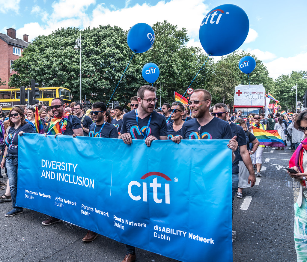 LGBTQ+ PRIDE PARADE 2017 [ON THE WAY FROM STEPHENS GREEN TO SMITHFIELD]-130168