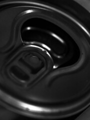 Relaxation (Kaarel Kaldre) Tags: macromondays relaxation beer can makro macro mustvalge blackandwhite monochrome noiretblanc conceptual