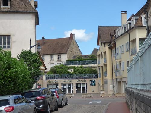 Palais de Justice - Rue Samuel Legay, Beaune - Laboratoire d'Analyses Medicales