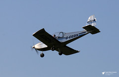 G-CEDX Cosmik Aviation EV-97 TeamEurostar UK, Delta X-Ray Group, Gloucestershire Airport, Staverton, Gloucestershire (Kev Slade Too) Tags: gcedx cosmikaviation deltaxraygroup ev97 teameurostar egbj gloucestershireairport staverton gloucestershire