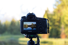 From the camera's point of view (repete7) Tags: grandtetonnationalpark wyoming usa us schwabacherslanding canon