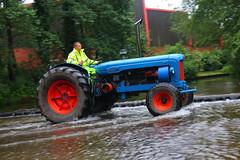 IMG_0487 (Yorkshire Pics) Tags: 1006 10062017 10thjune 10thjune2017 newbyhalltractorfestival ripon marchofthetractors marchofthetractors2017 ford fordcrossing river rivercrossing tractor tractors farmingequipment farmmachinery agriculture yorkshire northyorkshire