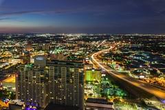 San Antonio (Flipintex Fotos. Back for now) Tags: flipintexfotos nikond800 nikon2470 longexposure bluehour lighttrails grandhyatt sanantonio satx