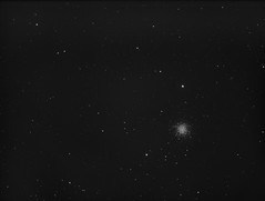 M13 - Great Cluster in Hercules (David's Adventures) Tags: asi1600mm cooled starcluster astrophotography 1100gto astrophysics ap1100gto canon 600mmf4 pixinsight m13 greatclusterinhercules ngc6207