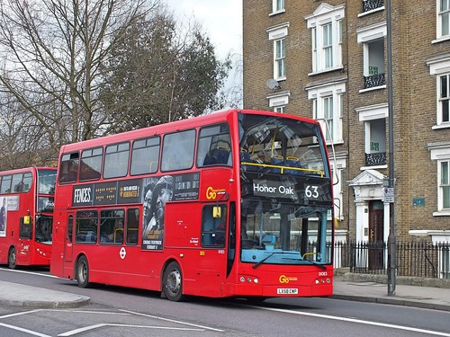 Go Ahead London Central - DOE3 - LX58CWP