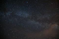 Milkyway test (emilienbuch) Tags: burgundy bourgogne ciel etoile etoiles lactée voie light dark stars sky milkyway