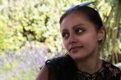 Pensive (Pi-F) Tags: portrait femme expression visage regard yeux jeune