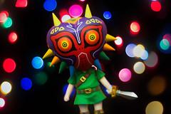 Majoras Mask (Pati's Nendoroid Photography) Tags: link majorasmasklink majorasmask legendofzelda loz nendoroid goodsmilecompany nendoroidphotography nendography nendophoto365 toyphotography animefigure