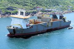 ROCKPIPER (wespfoto) Tags: ship rockpiper newfoundland canada stjohns narrows wespfoto july 2017