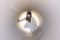 Young woman in white tube (Apricot Cafe) Tags: img49862 2024years asia asianandindianethnicities japan japaneseethnicity japaneseculture katoricity sawarakatori sigma35mmf14dghsmart suigosawaraayamepark beautifulwoman blackhair candid carefree cave charming cheerful chibaprefecture colorimage copyspace cultures day enjoyment fulllength happiness horizontal lifestyles longhair lookingatcamera oneperson onlyjapanese onlywomen onlyyoungwomen outdoors people photography pipe publicpark sitting smiling sunlight sustainablelifestyle toothysmile tourism tourist traveldestinations tube women youngadult katorishi chibaken jp