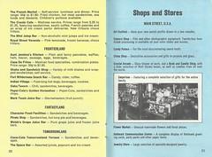 1968 Disneyland Guide Book (Stabbur's Master) Tags: disneyland disneylandguidebook 1968disneylandguidebook 1960sdisneyland 1960s losangeles amusementpark themepark disneylandmainstreet neworleanssquare tomorrowland frontierland fantasyland