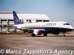 Embraer E-175 (E-170-200/LR) (Marco Zappatori's Agency) Tags: embraer e175 ppxjg marcozappatorisagency