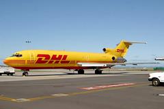 VH-DHE Boeing 727-2J4(F) DHL (pslg05896) Tags: vhdhe boeing727 dhl akl nzaa auckland
