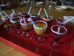 Cocktails de bienvenue (Grand-Pappà...) Tags: cocktail appéritif lobeç gîtedenfants auvergne margeride marjarida massifcentral hauteloire hautesterres fabricationmaison