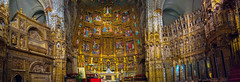 Inside the Cathedral of Toledo, Spain. (hippoking) Tags: church europe spain toledo cathedral tourism travel world