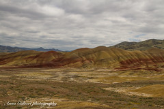 Painted Hills, Oregon (Anna Calvert Photography) Tags: oregon paintedhills southernoregon johndayfossilday fossils landscape hills mountains johndayfossilbedsnationalmonument volcanic outdoors