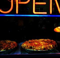 pie bar (christaki) Tags: washingtonexplored pie bar open neon seattle pnw pacificnorthwest explorewashington wanderwashington