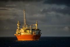 Midnight Sun (Squareburn) Tags: midnightsun arctic norway atsea offshore fpso