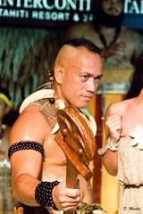 Tahiti (Phoenix Blue Parangon) Tags: masculin mâle man tatoo tatouage