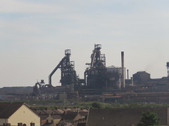 Port Talbot Steelworks. (aitch tee) Tags: tenby dayout touristviews walesuk porttalbot steelworks