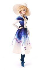 2017 IFDC Convention Doll (Minimodel) Tags: 2017 ifdc convention doll touch whimsy finley nufantasy fr6