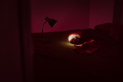 Head (ezequielcorton) Tags: head bed bedtime creepy night ambient color lamp pillow nikon david lynch nicholas winding refn surrealism dream dreaming concept