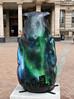Solar Polar Rear (ahisgett) Tags: birmingham children's hospital charity wild art big sleuth 2017 bearmingham street sculpture