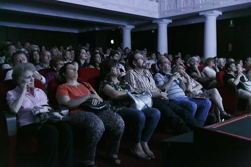 Streaming de la ópera 'Madama Butterfly' desde la Fundación Cajasol (4)