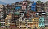 Nepal- Kirtipur (venturidonatella) Tags: nepal asia kirtipur case colori colors city citta finestre windows paesaggio landscape nikon nikond300 d300 houses