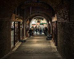 Borough Market (London, United Kingdom 2016) (Alex Stoen) Tags: alexstoenphotography boroughmarket cuisine culture destination england favoriteplaces horizontal leicamptyp240 london londonbridge meatmarket summiluxm35mm travel unitedkingdom vacation bestvacation food market street tourism