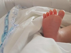 Welcome (Fabi.mel) Tags: piede sweet neonato nascita benvenuto welcome bianco