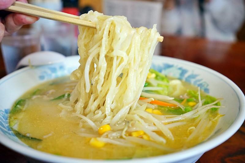 福島白河市必吃白味增拉麵