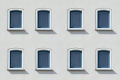 Eight windows (on Explore) by Jan van der Wolf -