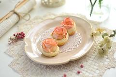 sweet roses (*tmk*) Tags: sweet tabletop table styling dream happiness light pink rose flower summer bokeh d5100 nikon nikkor cute decor style mini