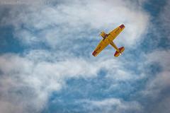 ABC_8947s (savillent) Tags: canadian aviation tour planes flight airshow arctic ocean sky clouds stunts north transport canada navcanada air photography june 2017 tuktoyaktuk northwest territories celebrate 150 years