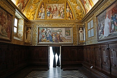 Church of Certosa di San Martino, Naples, Italy (SomePhotosTakenByMe) Tags: gemälde painting malerei kunst art certosadisanmartino church kirche indoor urlaub vacation holiday italy italien naples napoli neapel city stadt vomero