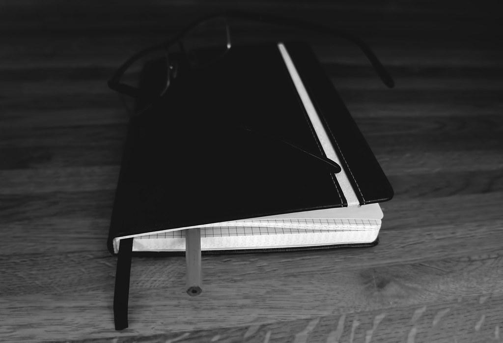 Pause fra skriving